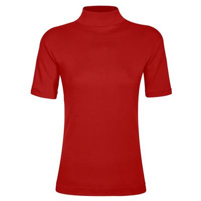 تی شرت زنانه ساروک مدل TZY5cm16 رنگ قرمز