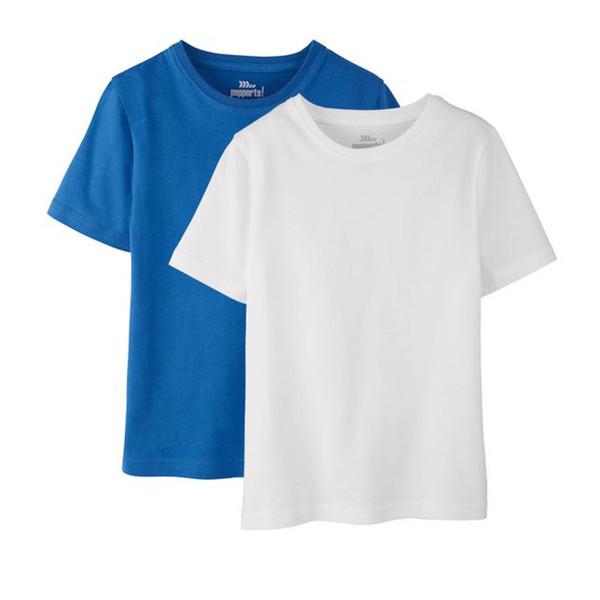 تی شرت پسرانه پیپرتس کد LP129 مجموعه 2 عددی