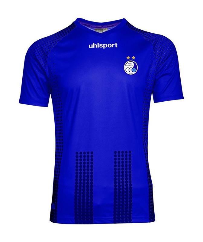 تی شرت ورزشی مردانه آلشپرت طرح استقلال کد 99