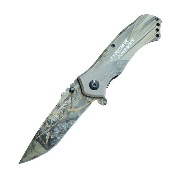 چاقوی سفری استرایدر مدل 12177