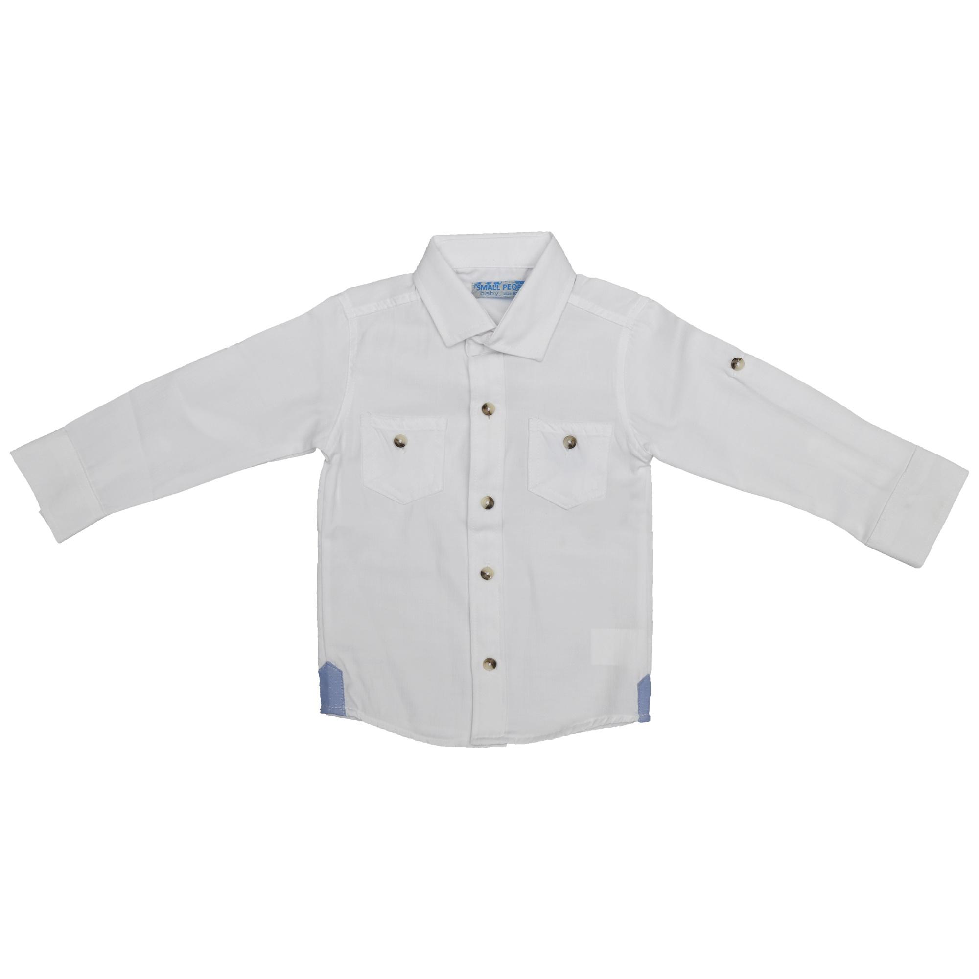 پیراهن پسرانه اسمال پیپل کد M-307