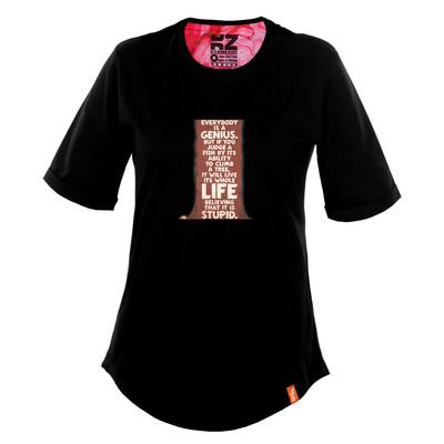 تی شرت زنانه کارزان کد KZ-TS-WB-43