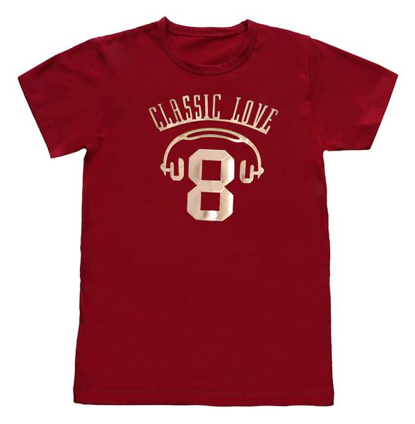 تی شرت پسرانه کد Rclslov50-KH