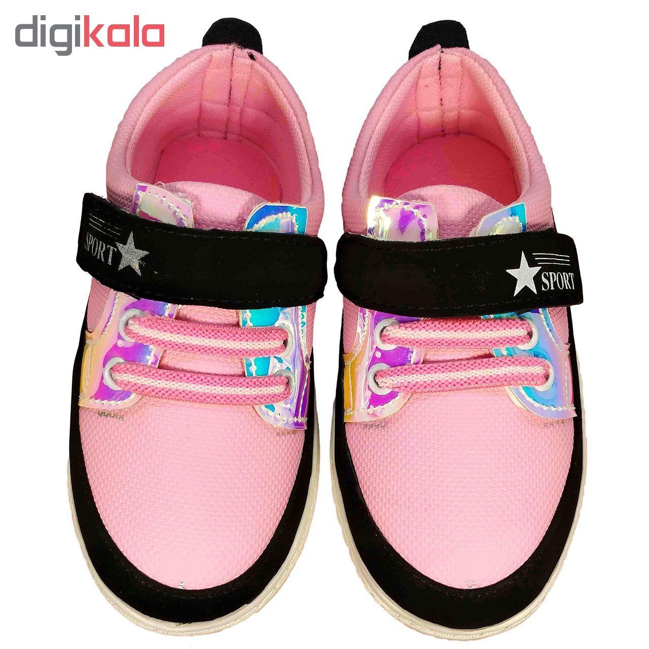 کفش راحتی دخترانه کد STR_PDS55 main 1 2