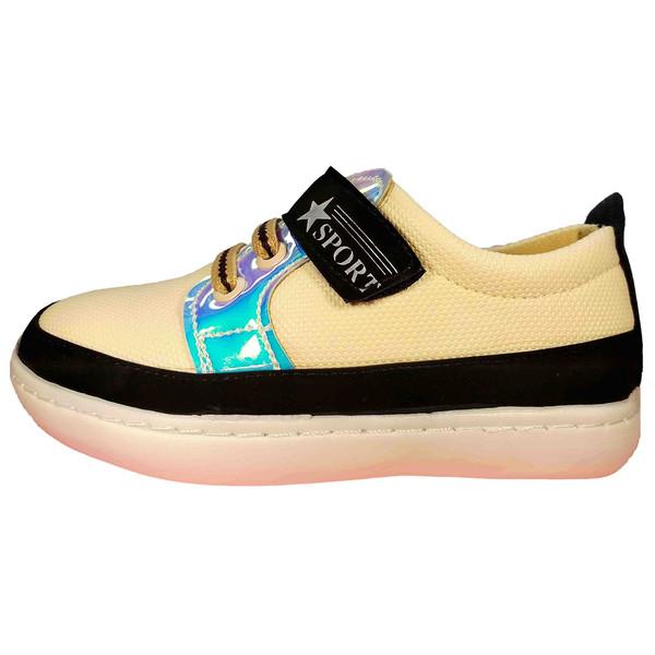 کفش راحتی دخترانه کد STR_CRDS66