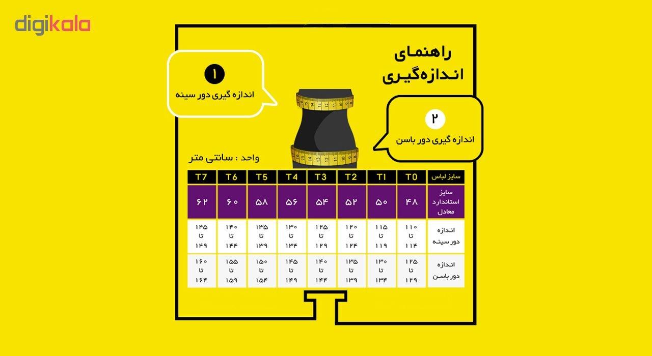 مانتو زنانه تپل تیپ کد harir002 main 1 5