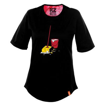 تی شرت زنانه کارزان کد KZ-TS-WB-52