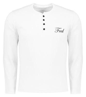 تی شرت مردانه فرد مدل t.f.009
