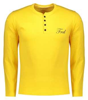 تی شرت مردانه فرد مدل t.f.013