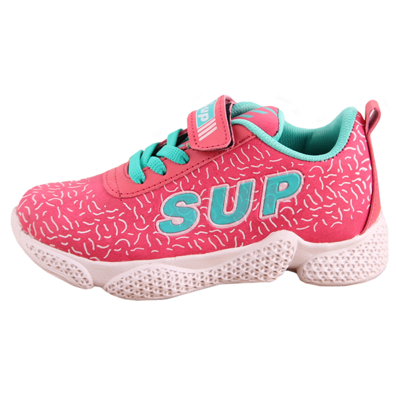 کفش مخصوص پیاده روی دخترانه کد 16-39782
