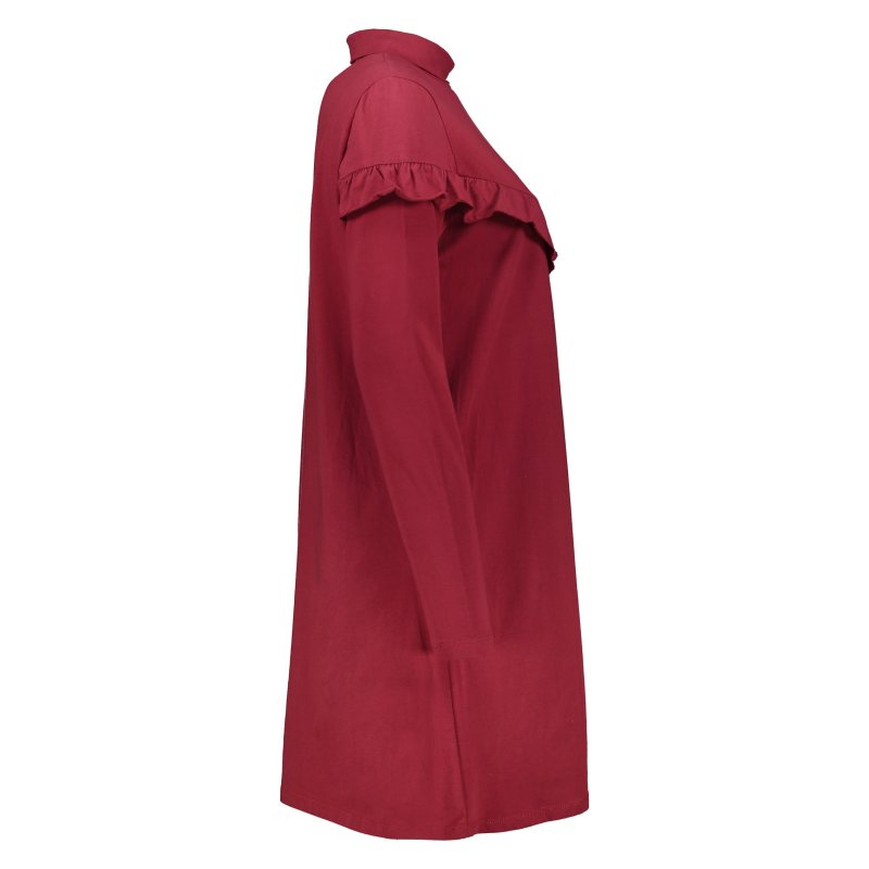 پیراهن زنانه او وی اس مدل 004536644-RED