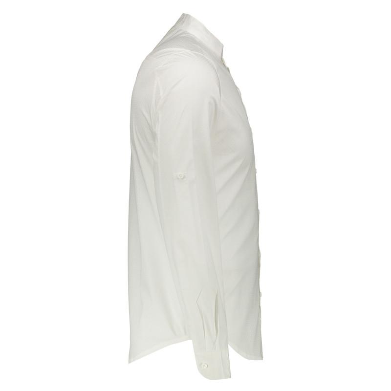 پیراهن مردانه او وی اس مدل 003375496-WHITE
