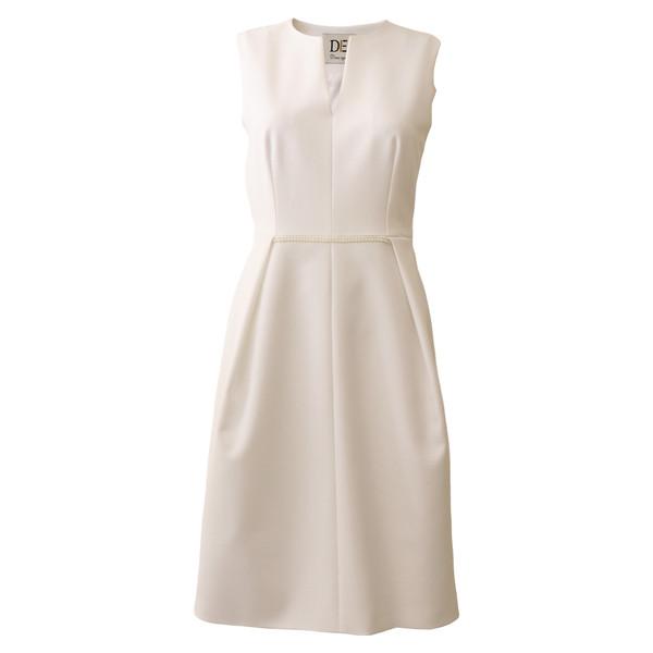 پیراهن زنانه درس ایگو کد 1010006 رنگ سفید