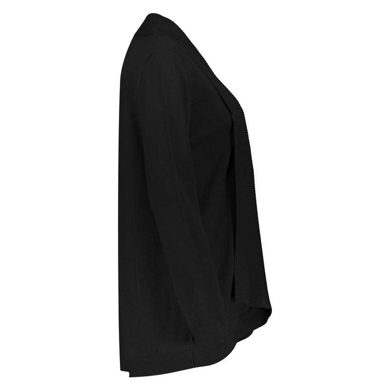 ژاکت زنانه او وی اس مدل 008924323-BLACK