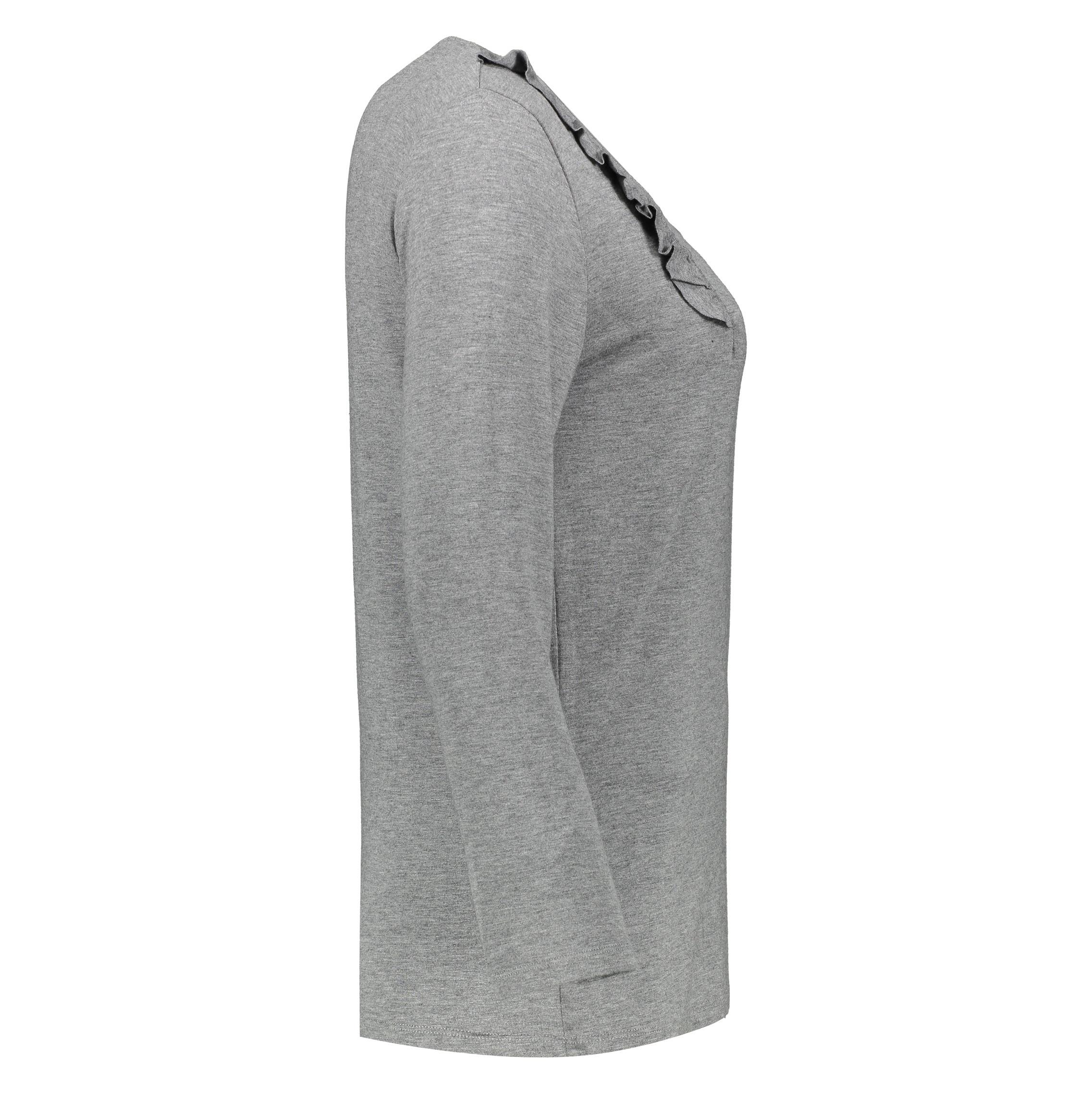 تی شرت نه او وی اس مدل 004817963-GREY