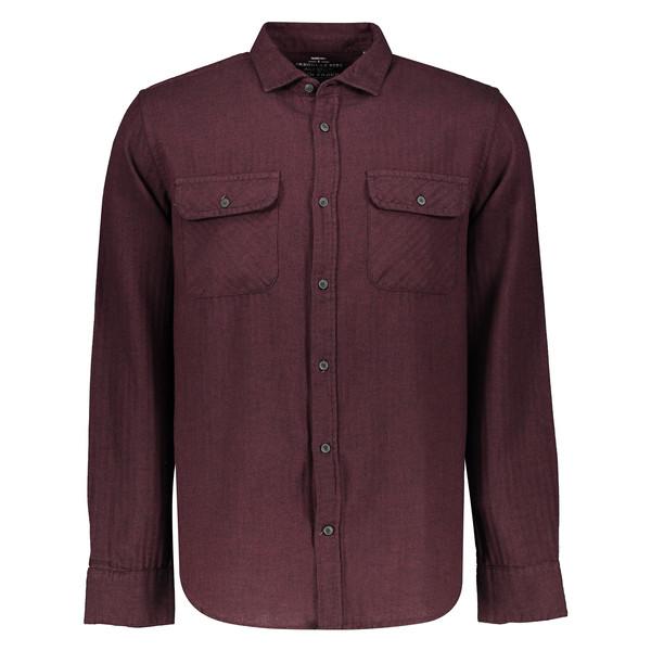 پیراهن مردانه او وی اس مدل 002097869-RED