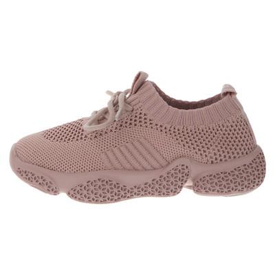 تصویر کفش ورزشی دخترانه کی کی مدل 3345S-P
