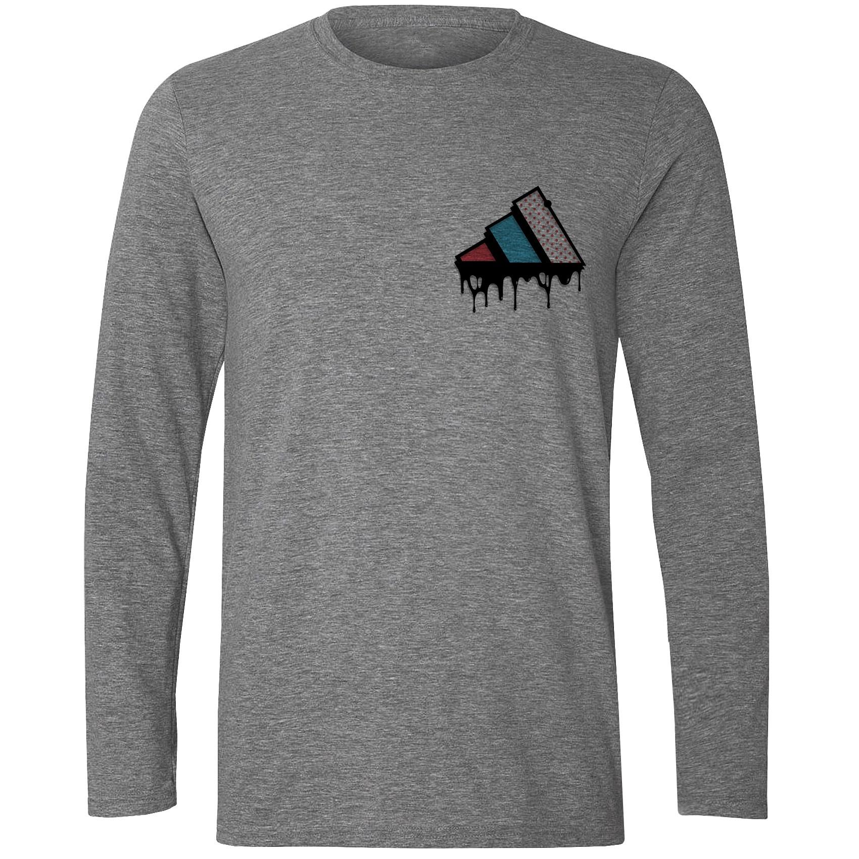 Photo of تی شرت آستین بلند مردانه کد S491