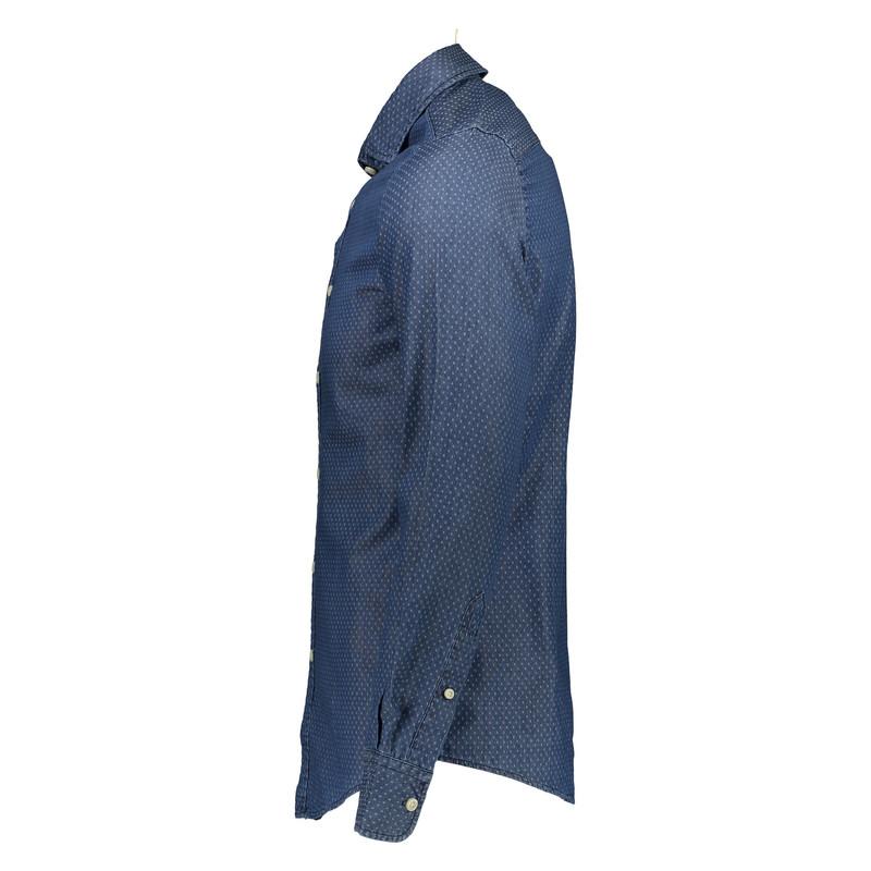 پیراهن مردانه او وی اس مدل 002097584-BLUE