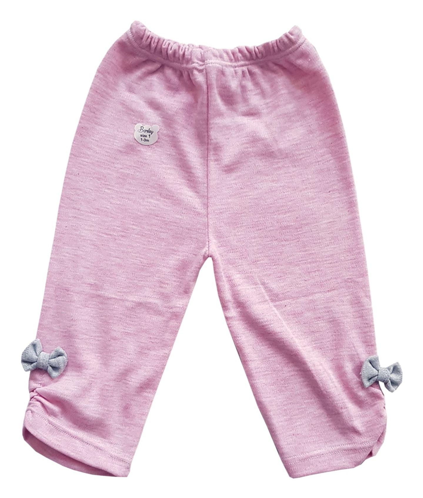 ست بادی و شلوار نوزادی دخترانه طرح فیل 001 main 1 2
