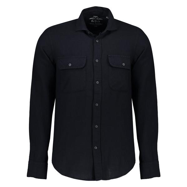 پیراهن مردانه او وی اس مدل 002097874-BLUE