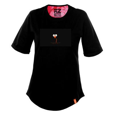تی شرت زنانه کارزان کد KZ-TS-WB-68