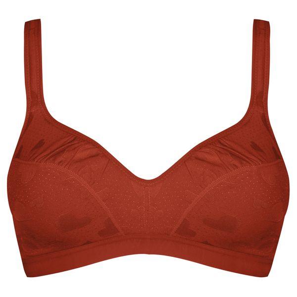 سوتین زنانه کد 3192-4 رنگ قرمز
