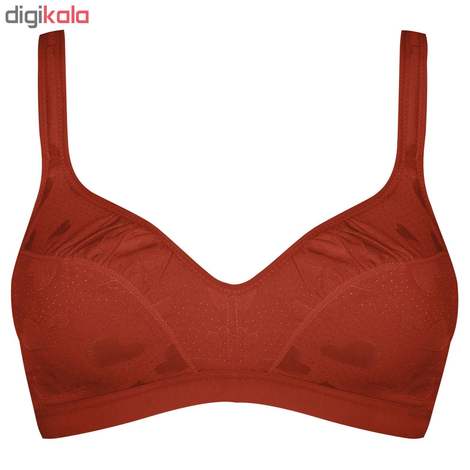سوتین زنانه کد 3192-4 رنگ قرمز main 1 1
