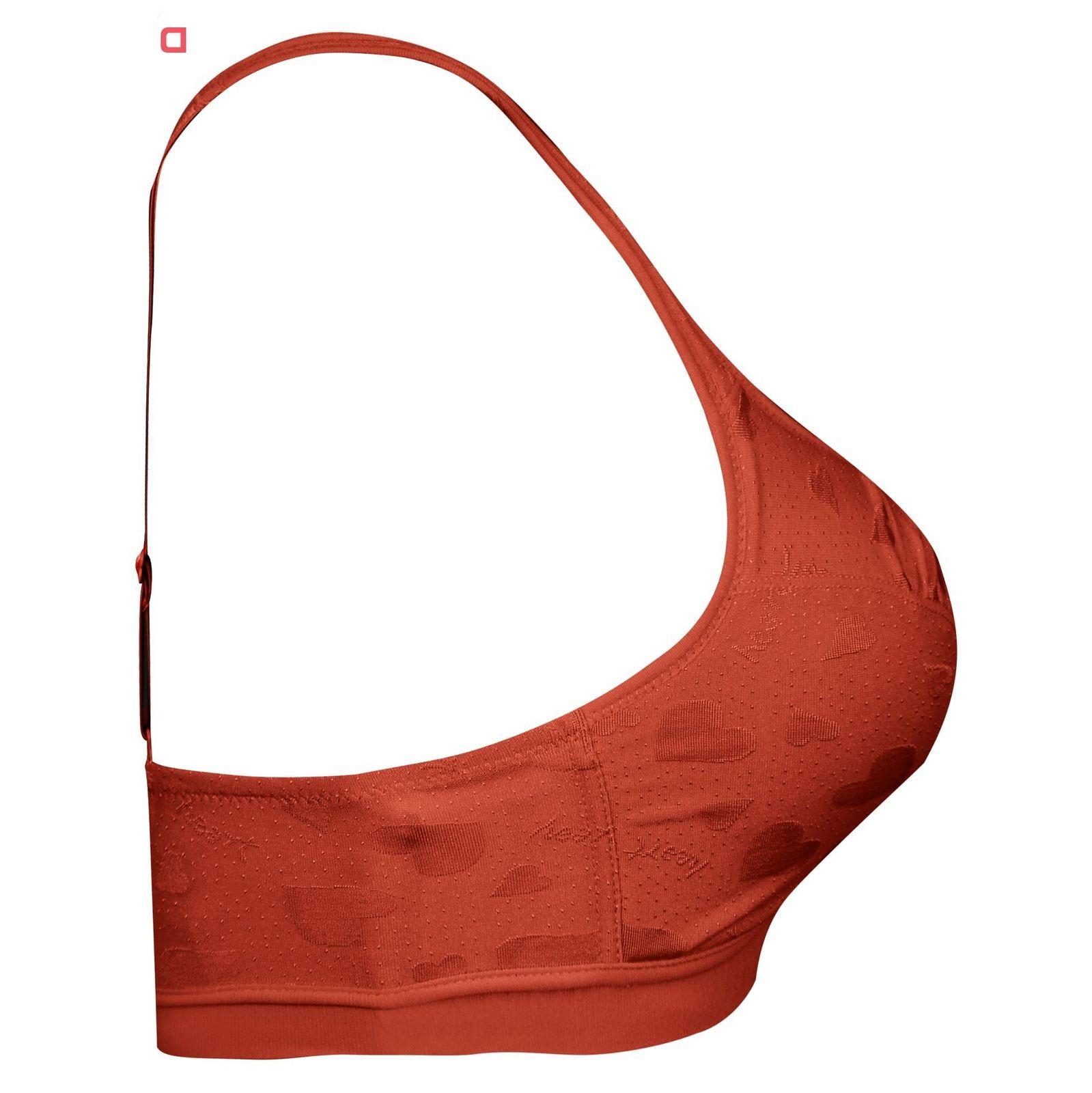 سوتین زنانه کد 3192-4 رنگ قرمز main 1 2