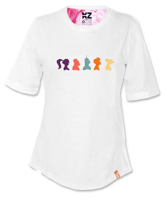تی شرت زنانه کارزان کد KZ-TS-WW-54