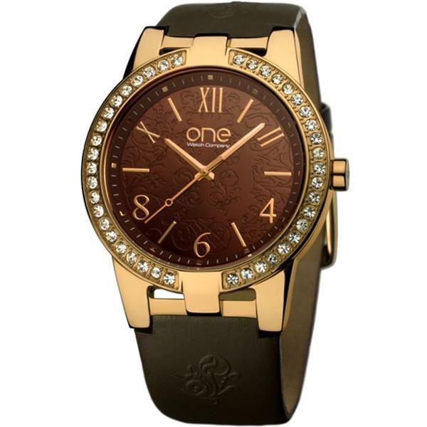 ساعت مچی عقربه ای زنانه وان واچ مدل OL3238CR32E