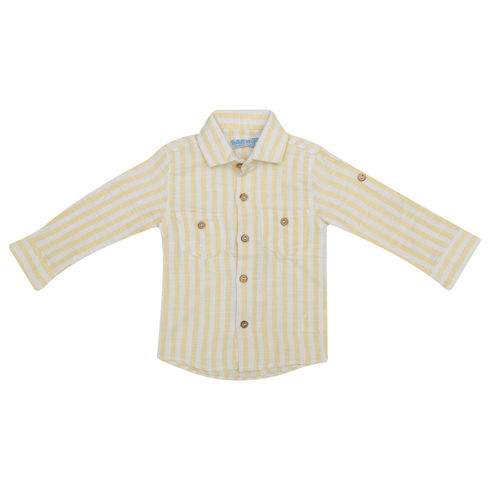 پیراهن پسرانه اسمال پیپل کد M-310