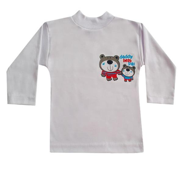 تی شرت آستین بلند پسرانه کد Y-05