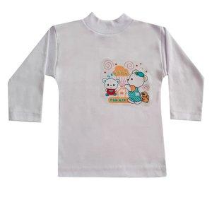 تی شرت آستین بلند نوزاد کد Y-010