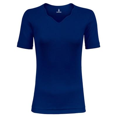 Photo of تی شرت زنانه ساروک مدل TZYDF03 رنگ آبی