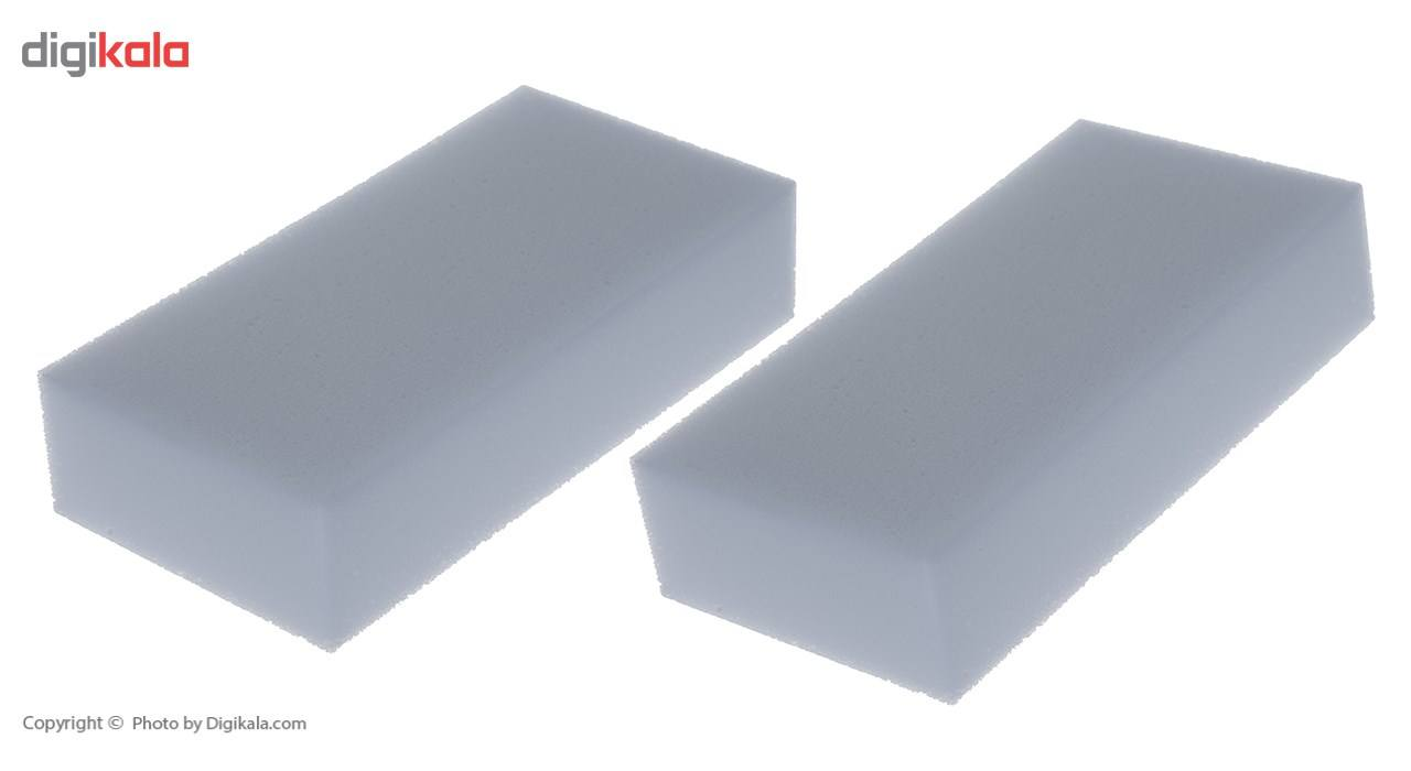 اسفنج جرم گیرخودرو سوناکس مدل 416000 بسته 2 عددی main 1 2