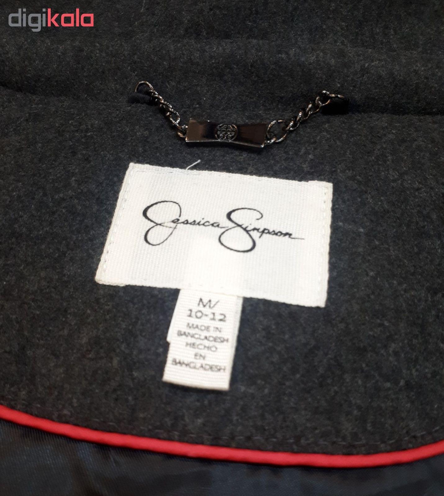 خرید اینترنتی با تخفیف ویژه پالتو دخترانه جسیکا سیمسون مدل G-11