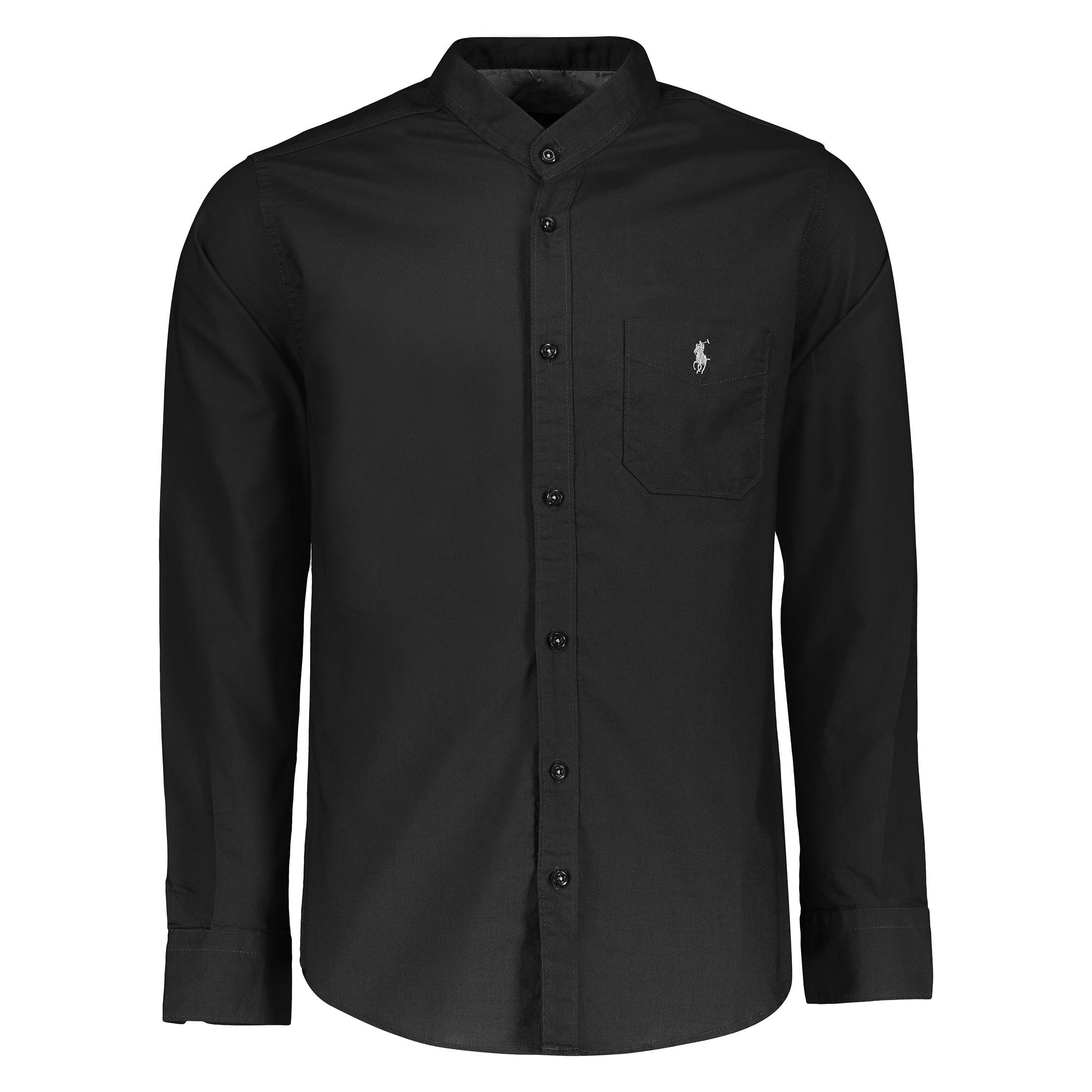 پیراهن مردانه کد 053 رنگ مشکی