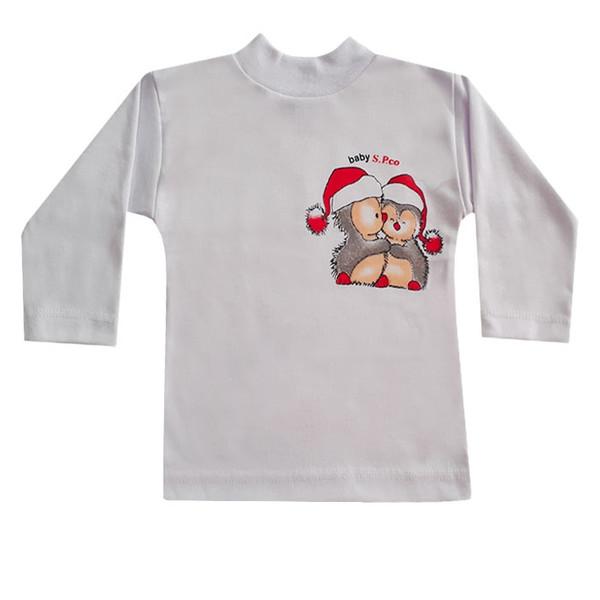 تی شرت آستین بلند نوزاد کد Y-01