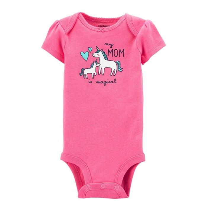 ست 3 تکه لباس نوزادی دخترانه کارترز کد 1131