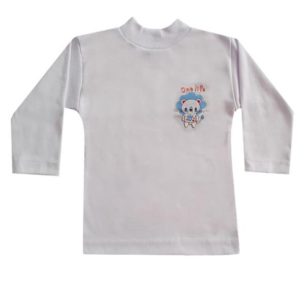 تی شرت آستین بلند پسرانه کد Y-03