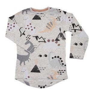 تی شرت آستین بلند پسرانه کد a11