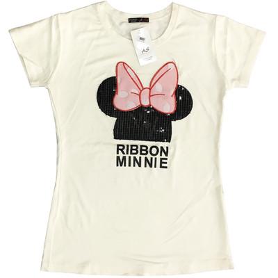 تصویر تی شرت زنانه کد 1080