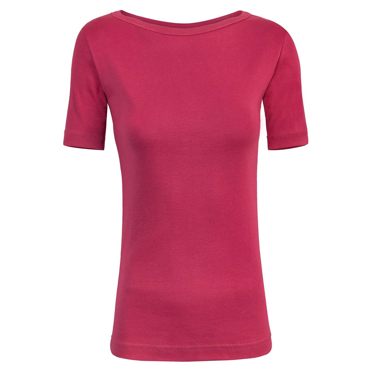 تی شرت نه ساروک مدل TZYGHF03 رنگ صورتی