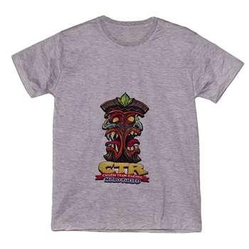 تی شرت مردانه طرح CTR کد 17