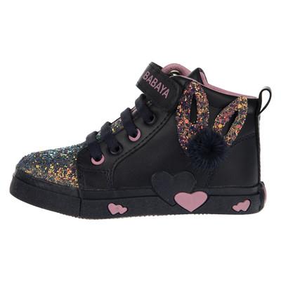 تصویر کفش مخصوص پیاده روی دخترانه بابایا کد 1025