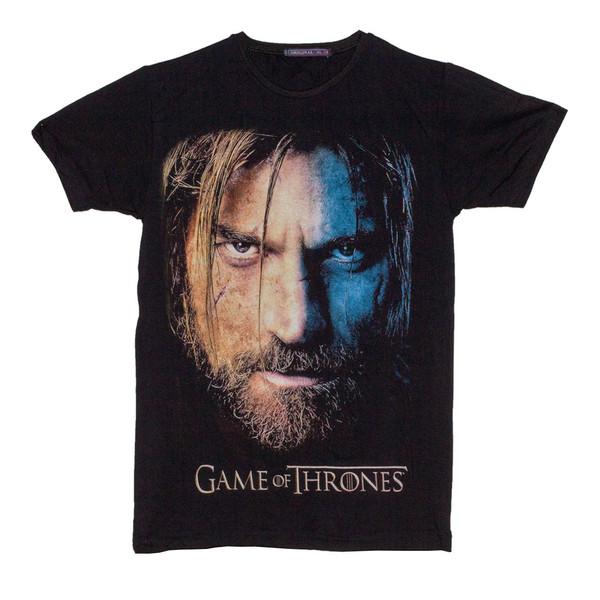 تی شرت پسرانه طرح GAME OF THRONES کد 05