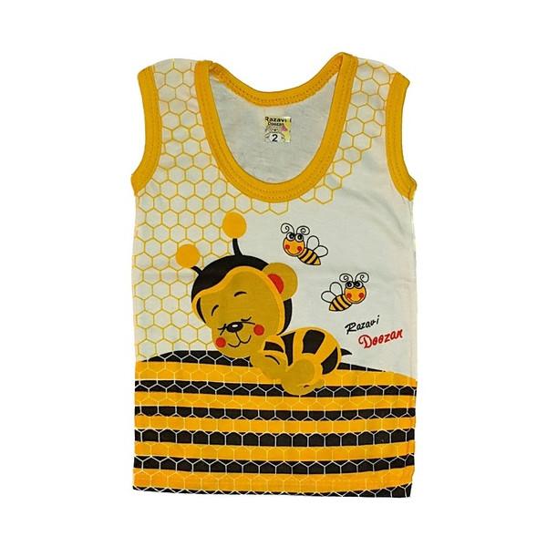 تاپ نوزادی طرح زنبور