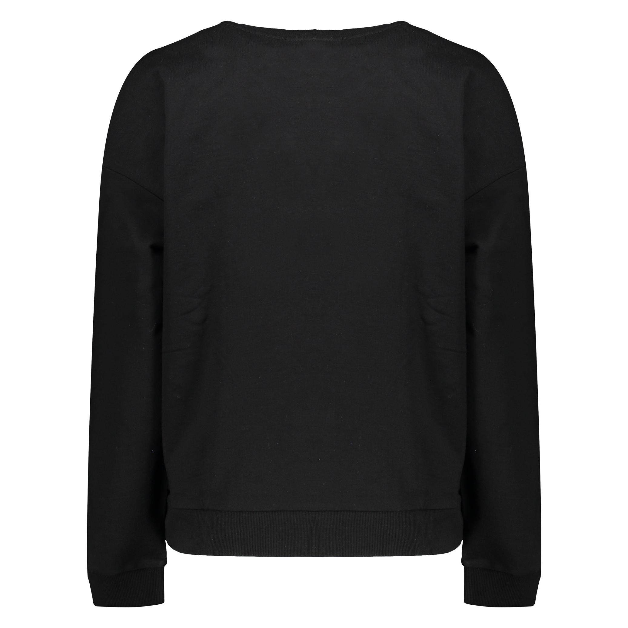 خرید                                      سویشرت زنانه کالینز مدل CL1028593-BLK