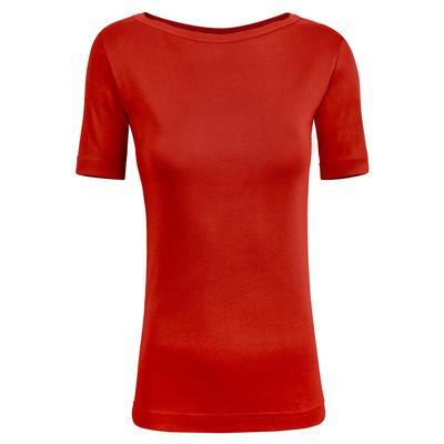 تی شرت زنانه ساروک مدل TZYGHF04 رنگ قرمز